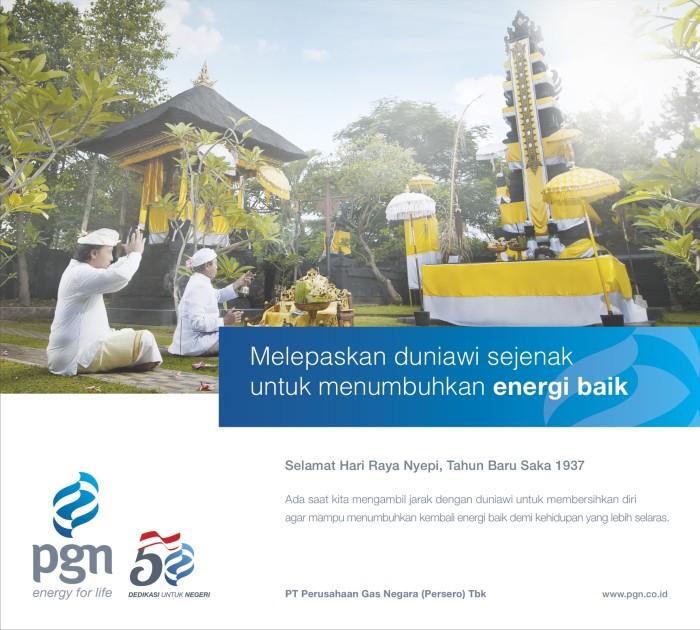 PGN Nyepi 2015